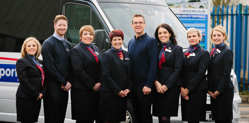 The Airporter Team Derry~Londonderry