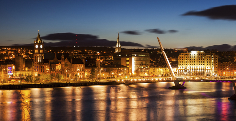 best restaurants and bars Derry~Londonderry