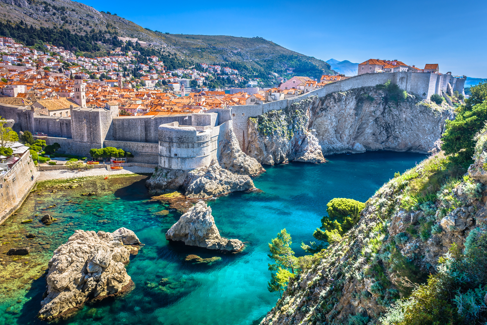 Budget Travel Destinations Dubrovnik direct from Belfast