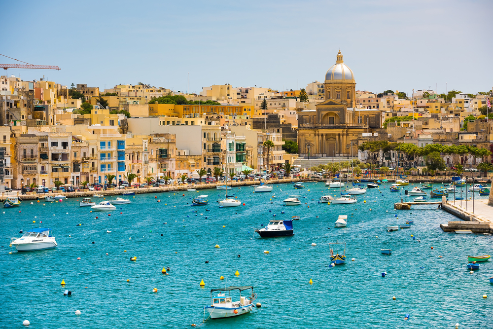 Budget Travel destinations Malta direct from Belfast