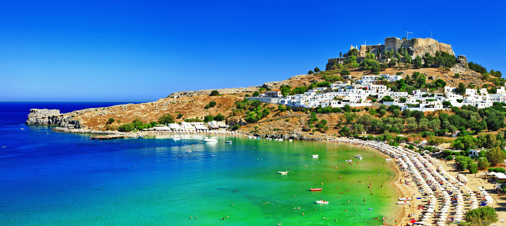 Budget travel destinations Rhodes direct from Belfast
