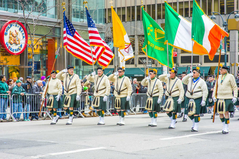St. Patrick's Day New York
