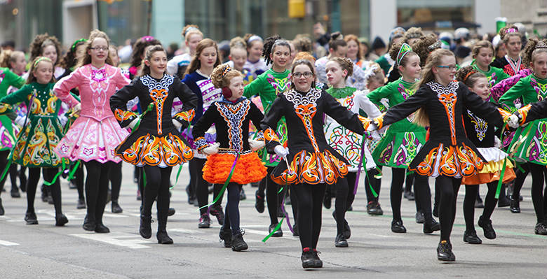 Best cities to visit for St. Patricks day