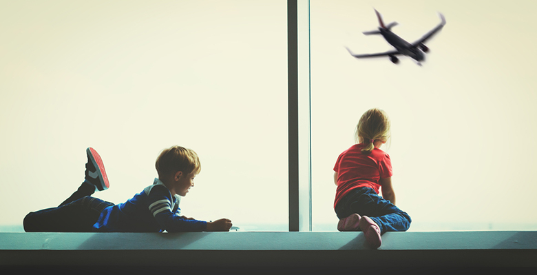 Guide to travelling with kids
